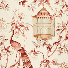Cinnabar Decorator Fabric by Schumacher