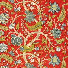 Poppy Decorator Fabric by Schumacher