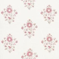 Pink Decorator Fabric by Schumacher