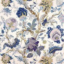 Hyacinth Decorator Fabric by Schumacher