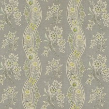 Grisaille/Jonquil Decorator Fabric by Schumacher
