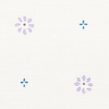 Lilac Decorator Fabric by Schumacher