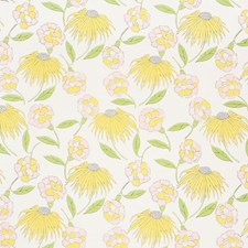 Pink Lemonade Decorator Fabric by Schumacher