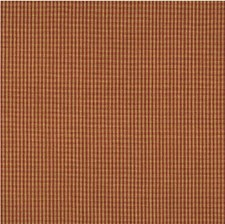 Rust Plaid Decorator Fabric by Kravet