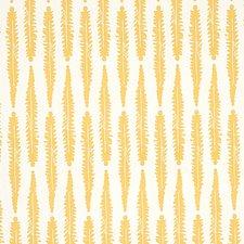 Mustard Decorator Fabric by Schumacher