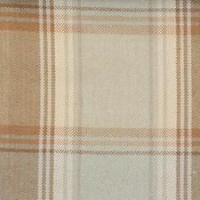 Aqua/cocoa Decorator Fabric by Highland Court