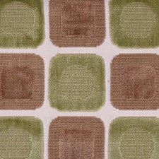 Celery/cocoa Decorator Fabric by Highland Court