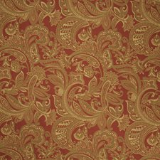 Cayenne Paisley Decorator Fabric by Fabricut