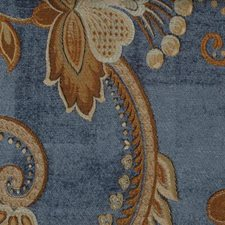 Lapis Decorator Fabric by Highland Court