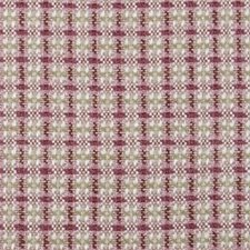 Currant Basketweave Decorator Fabric by Highland Court