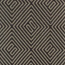 Onyx Diamond Decorator Fabric by Highland Court