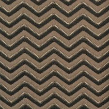 Copper Geometric Decorator Fabric by Highland Court