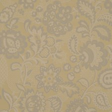 Yellow Lotus Decorator Fabric by Beacon Hill