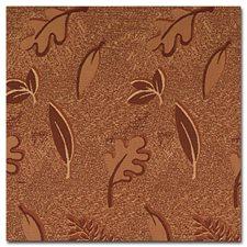 Rust Botanical Decorator Fabric by Kravet