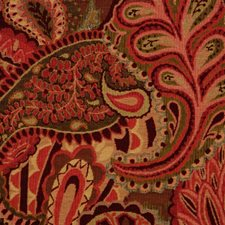 Henna Decorator Fabric by RM Coco