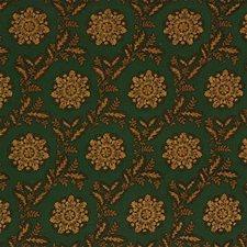 Green Toile Decorator Fabric by Lee Jofa