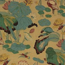 Straw Print Decorator Fabric by Lee Jofa
