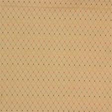 Ochre Diamond Decorator Fabric by Lee Jofa