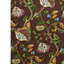 Mocha Print Decorator Fabric by Lee Jofa