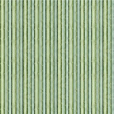 Sea/Pea Stripes Decorator Fabric by Lee Jofa