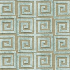 Dusk Geometric Decorator Fabric by Lee Jofa