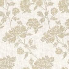 Ivory/Beige Botanical Decorator Fabric by Lee Jofa
