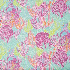 Tiki/Shorely Novelty Decorator Fabric by Lee Jofa