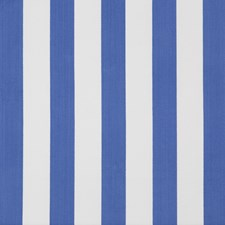 Beach Blue Stripes Decorator Fabric by Lee Jofa