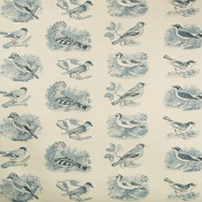 Lake Animal Decorator Fabric by Lee Jofa