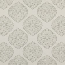 Fog Paisley Decorator Fabric by Lee Jofa