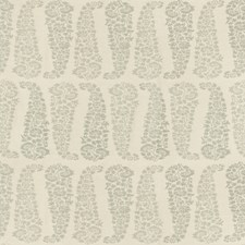 Pearl/Grey Paisley Decorator Fabric by Lee Jofa