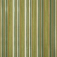 Greenery Stripes Decorator Fabric by Lee Jofa