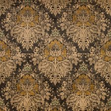 Umber Damask Decorator Fabric by Lee Jofa
