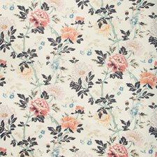 Sunset Botanical Decorator Fabric by Lee Jofa