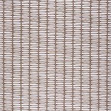 Brown/White Lattice Decorator Fabric by Lee Jofa