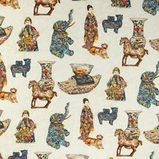 Lacquer Chinoiserie Decorator Fabric by Lee Jofa