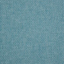 Aqua Solid Decorator Fabric by Greenhouse