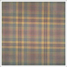 Green/Brown/Burgundy Plaid Decorator Fabric by Kravet
