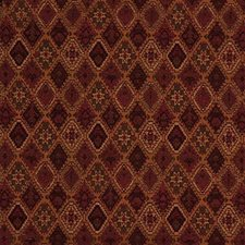 Russet Small Scales Decorator Fabric by Kravet