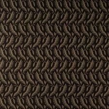Onyx Leaves Decorator Fabric by Fabricut