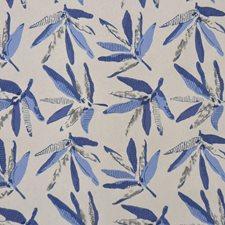 Blue Multi Decorator Fabric by RM Coco
