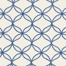 Federal Blue Decorator Fabric by Robert Allen