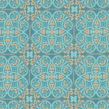 Aquamarine Decorator Fabric by Robert Allen