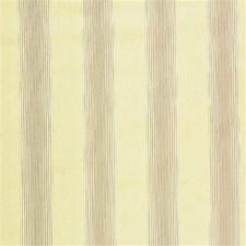 Celery Stripes Decorator Fabric by Groundworks