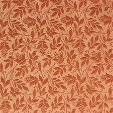 Coral Botanical Decorator Fabric by Kravet