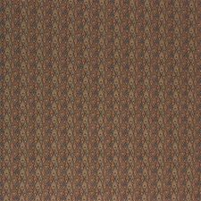 Green/Blue/Brown Bargellos Decorator Fabric by Kravet
