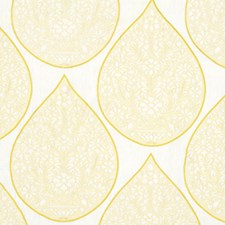 Lemon Decorator Fabric by Robert Allen