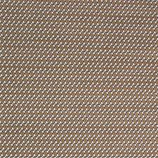 Chocola Herringbone Decorator Fabric by Groundworks