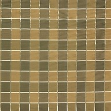 Khaki Plaid Decorator Fabric by Kravet