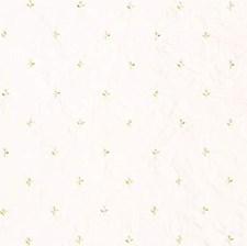 White/Pink/Green Silk Decorator Fabric by Kravet